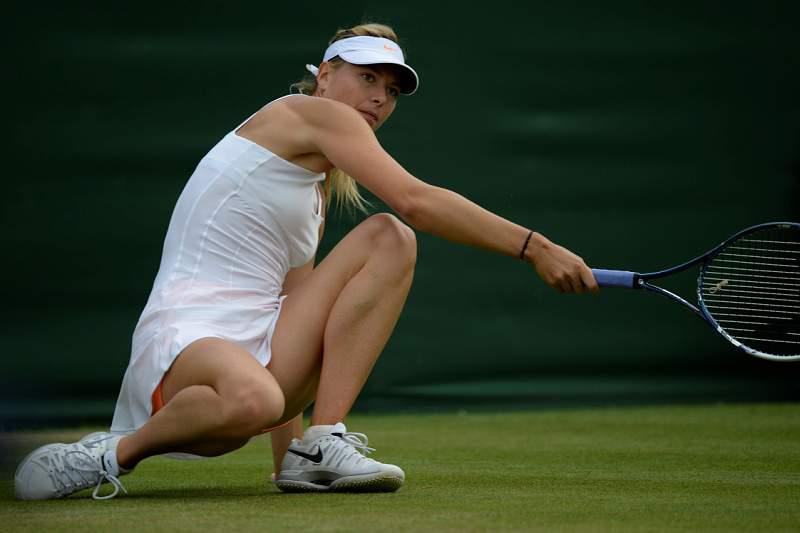 Maria Sharapova revela frustração por perder com Michelle Brito
