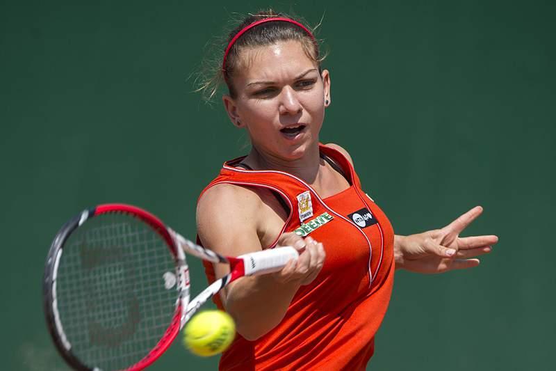 Simona Halep ganha torneio de New Haven