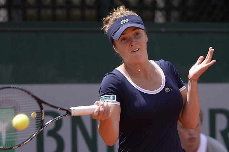 Elina Svitolina vence torneio de Baku