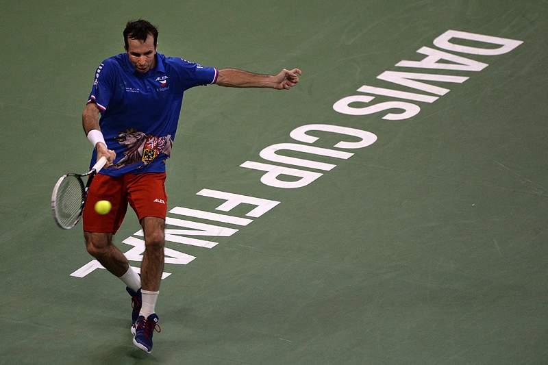 República Checa vence Sérvia e revalida título na Taça Davis