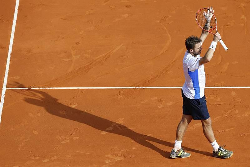 Wawrinka vence torneio de Monte Carlo