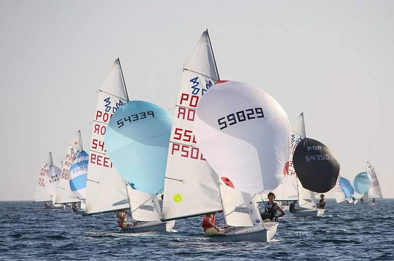 Velejadores portugueses garantem Olimpíadas da Juventude