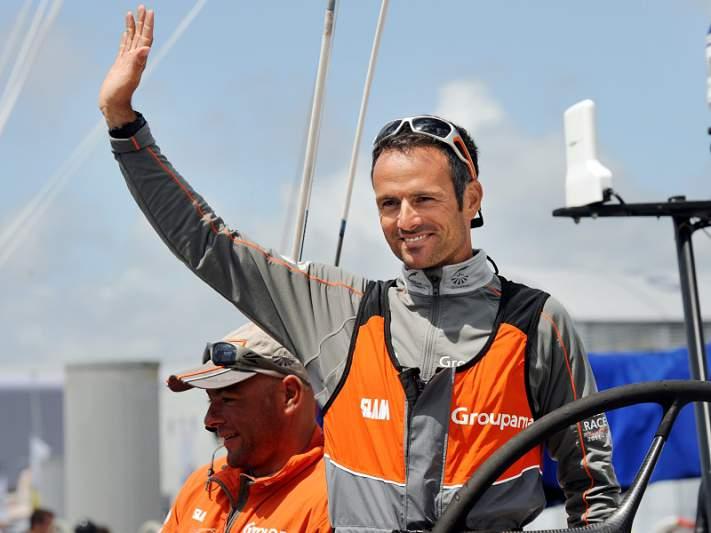 «Vencer a Volvo Ocean Race é um desafio muito bom»
