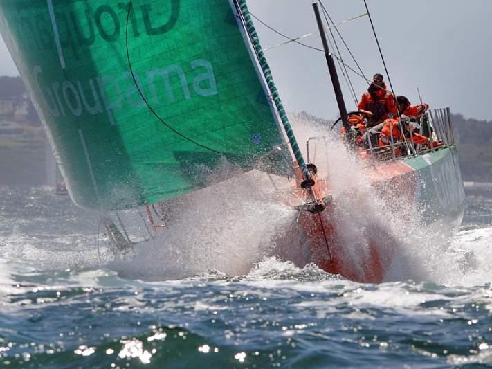 Francês Groupama vence Volvo Ocean Race