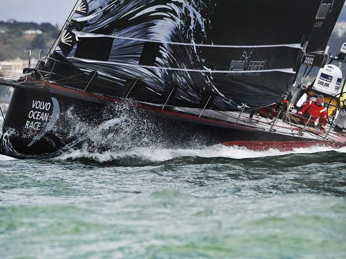 Puma vence em Galway e ganha troféu de regatas costeiras
