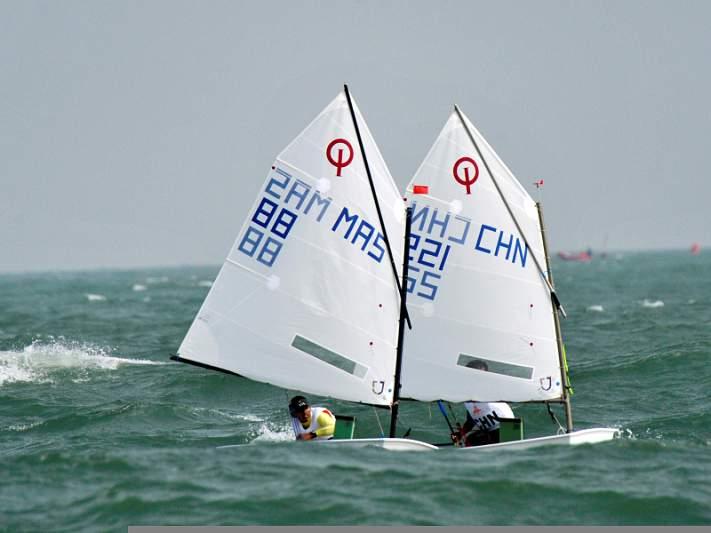 Portugal garante qualificação para Londres2012 na classe Star