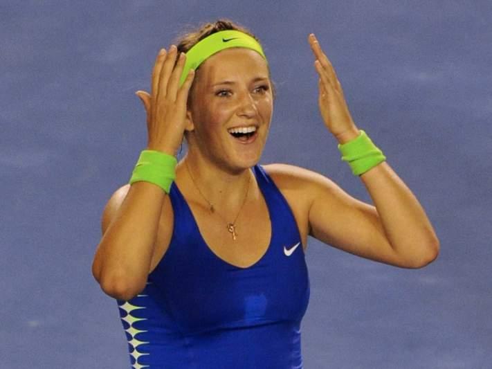 Victoria Azarenka é a nova rainha do ténis
