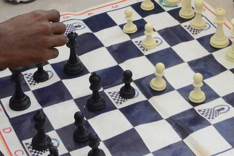 Cambando José vence torneio da ENE
