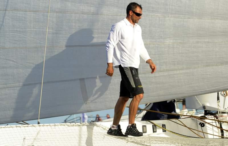 Yann Guichard vence a segunda etapa