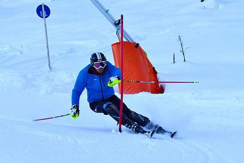 Yohan Gonçalves quer esquiar por Timor-Leste