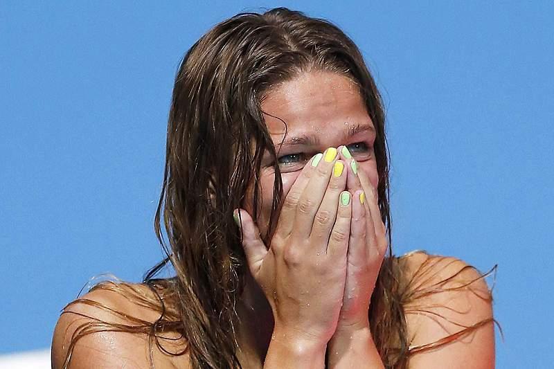 Efimova junta título europeu a recorde mundial dos 200 m bruços