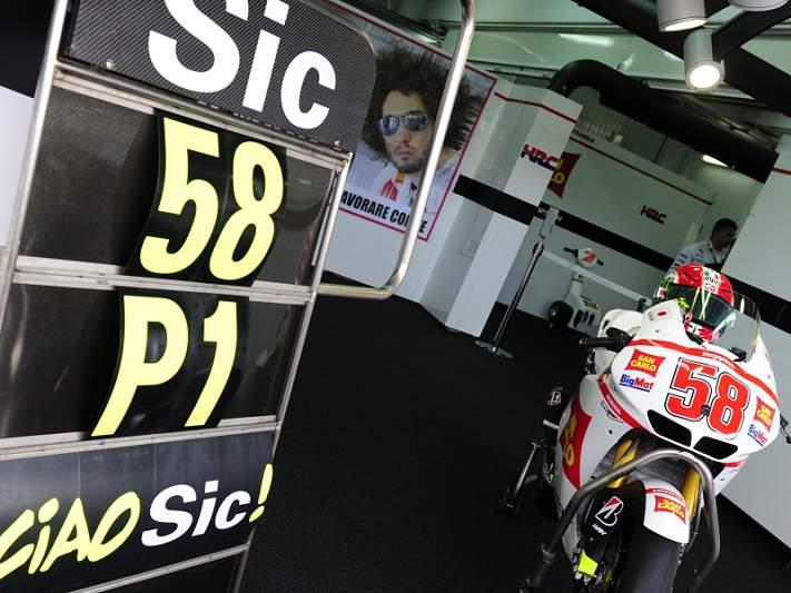 Circuito de Misano vai passar a chamar-se Marco Simoncelli