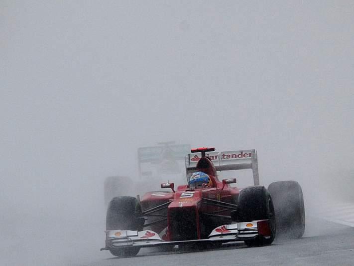 Alonso sem esperanças para o GP da China