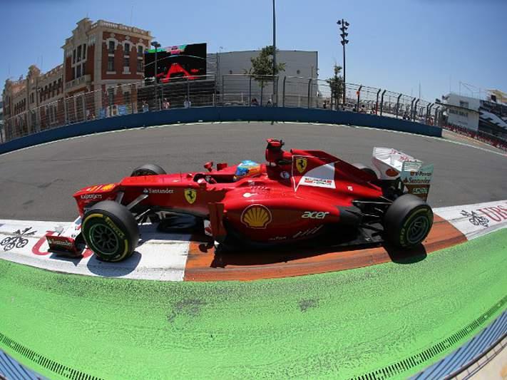 Ferrari promete melhorias no monolugar
