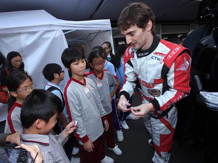 André Couto ganha confiança no Japão