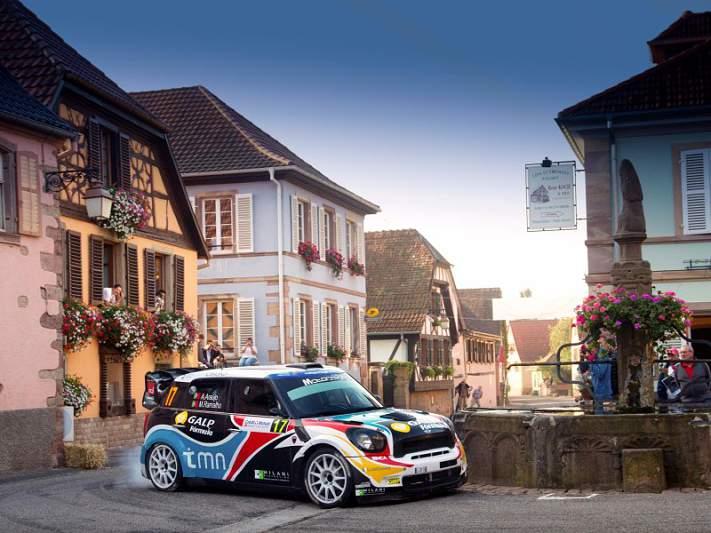 Armindo Araújo confirmado no WRC