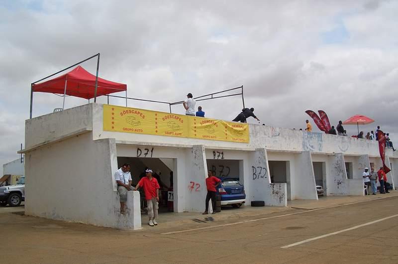 Autódromo de Luanda assinala 42 anos com melhores perspetivas