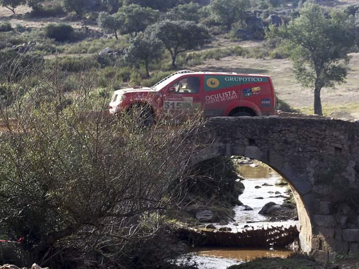 Rui Sousa segundo na Baja Portalegre, vitória para Zapletal