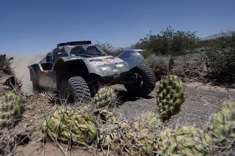 Carlos Sainz consegue primeira vitória neste Dakar