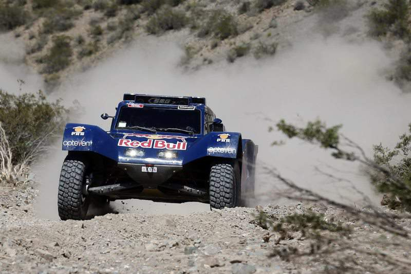 Sainz consegue segundo triunfo no Dakar