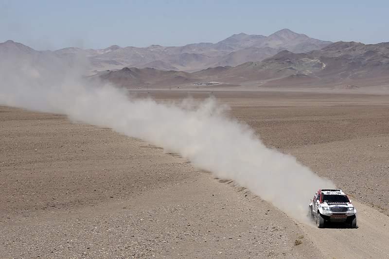 Dakar2014 vai passar pela Bolívia