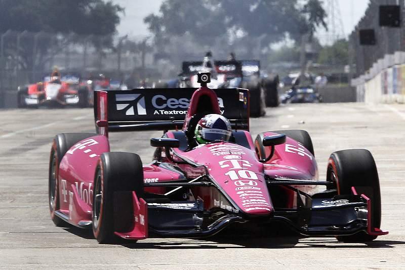 Dario Franchitti põe fim à carreira de piloto na IndyCar
