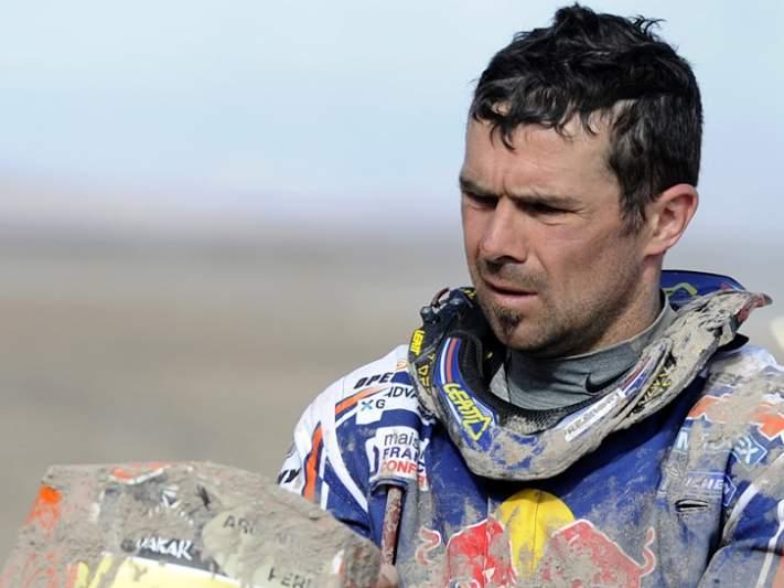 Cyrill Despres assina pela Yamaha