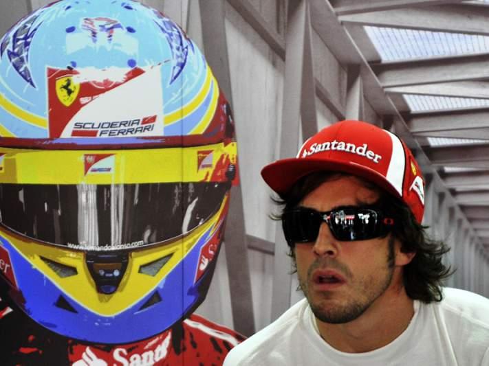 «Amo a Ferrari e vou continuar até o fim»