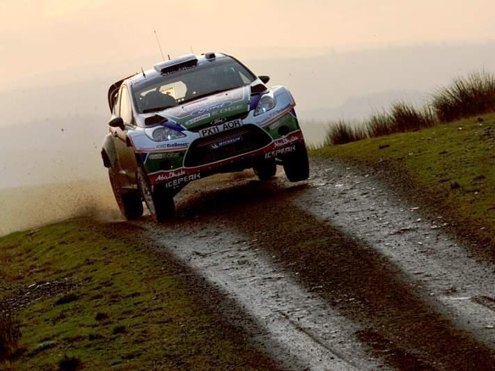 Ford garante presença no WRC