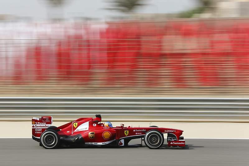 Alonso foi o mais rápido na terceira sessão