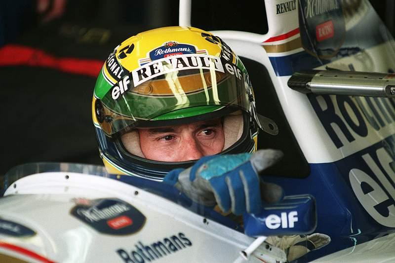 Entrevista inédita de Senna revela pormenor macabro