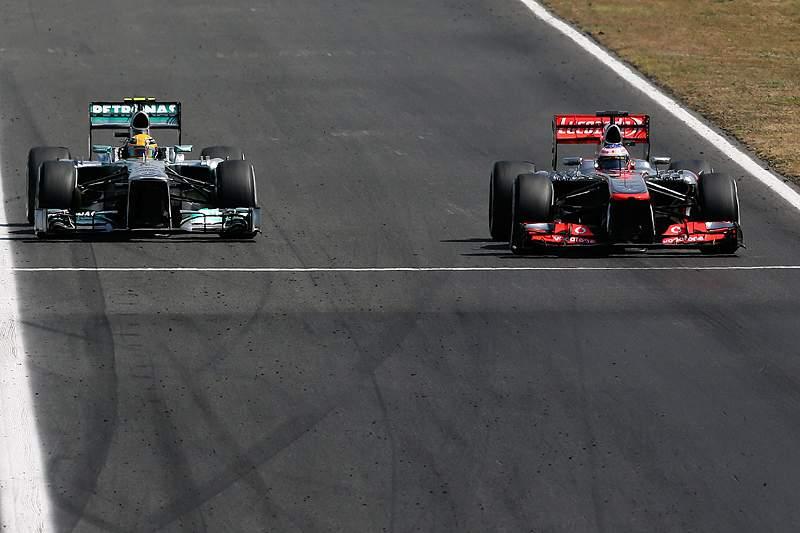 Lewis Hamilton vence GP da Hungria