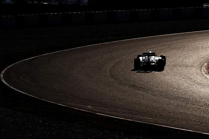 Hamilton foi o mais rápido na qualificação