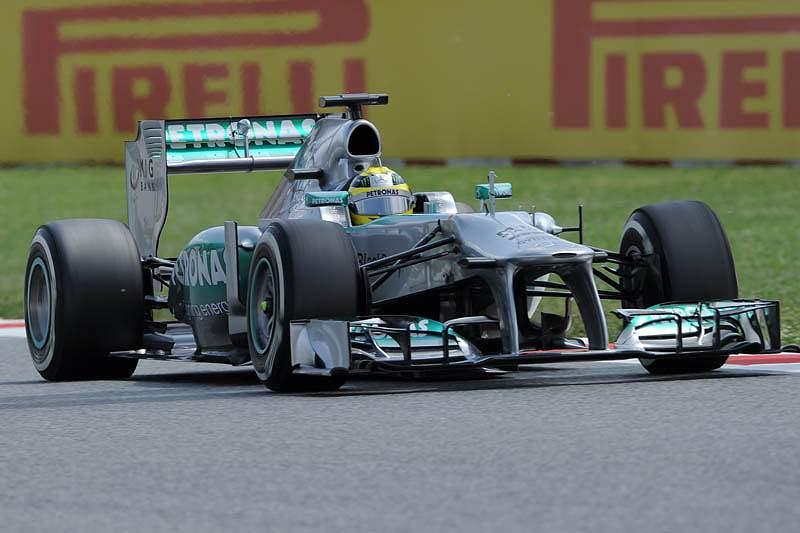 Nico Rosberg vence GP do Mónaco
