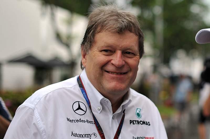 Mercedes rescinde com Norbert Haug