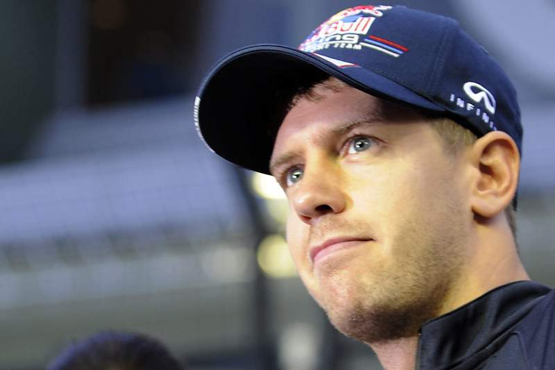 Vettel arrebata 'pole position' na Índia
