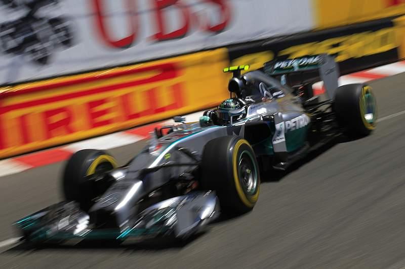 Rosberg na