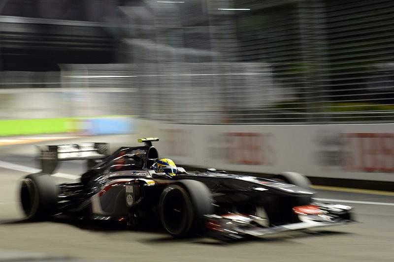 Sauber apresentou novo monolugar C33 e vai testá-lo em Jerez de la Frontera
