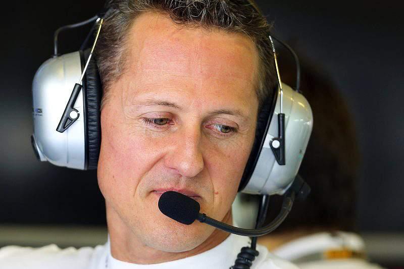 Ligeiras melhoras na recuperação de Schumacher