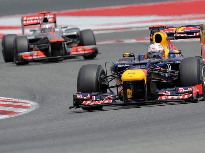 Ultrapassagem de Vettel a Button gera polémica