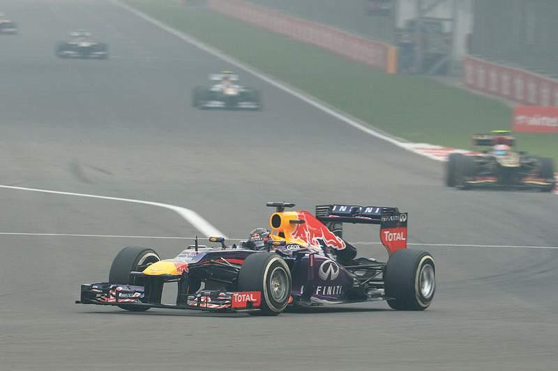 Sebastian Vettel campeão do mundo de Fórmula 1 pela quarta vez