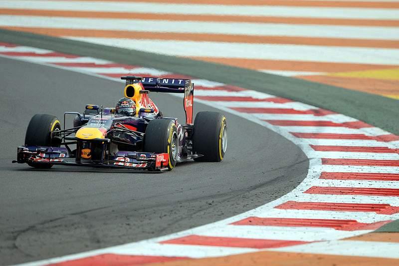 Vettel conquista