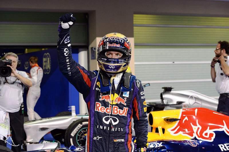 Vettel consegue oitava