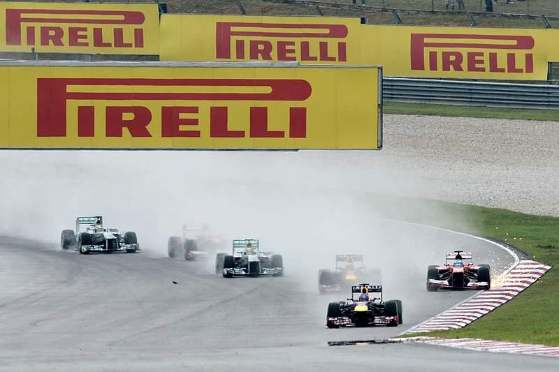 Vettel assume liderança do Mundial ao vencer GP da Malásia