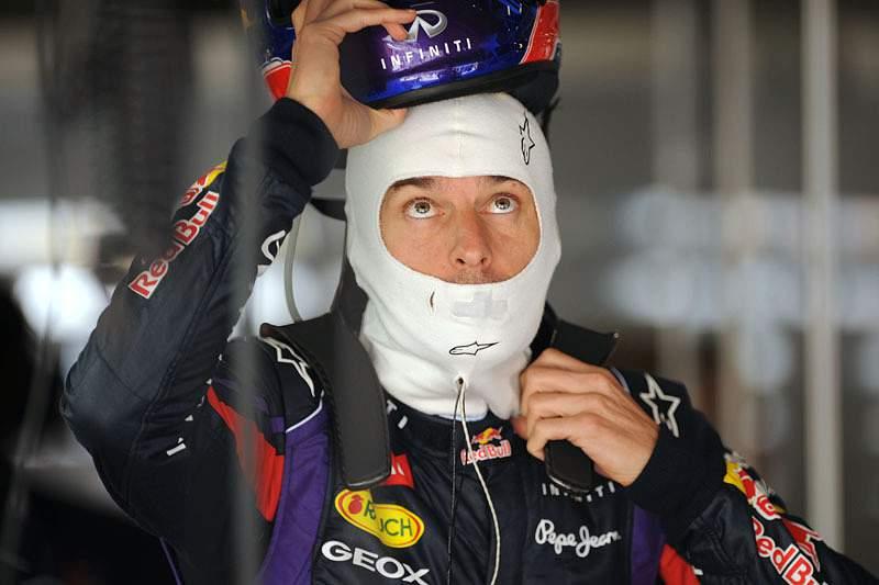 Penalização atira Webber para último lugar da grelha