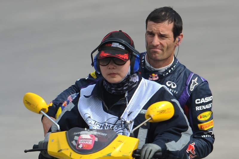 Webber com penalização para Grande Prémio do Bahrein