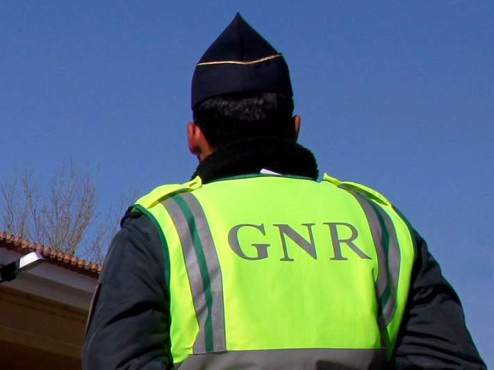 GNR efetuou cinco detenções durante a prova