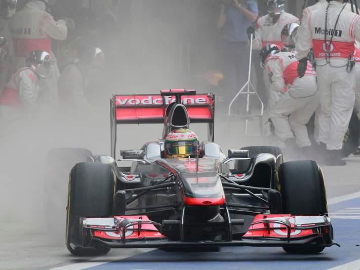 Hamilton duvida das capacidades do McLaren