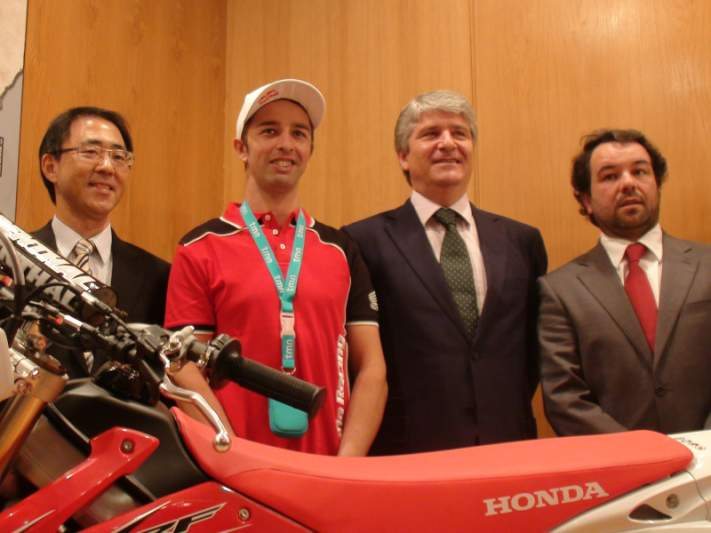 «É possível ganhar o Dakar»