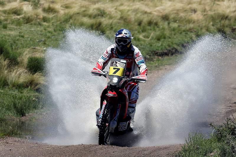 Hélder Rodrigues faz sexto tempo na sexta etapa e entra no top ten